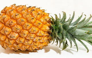 Как правильно выбрать и хранить ананас